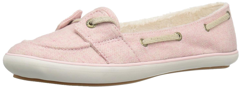 Keds Women's Teacup Boat Wool Shearling Fashion Sneaker B01AVPIQJU 7.5 B(M) US|Strawberry Pink