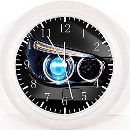 Reloj de pared BMW 25,4 cm se color y para pared Z36