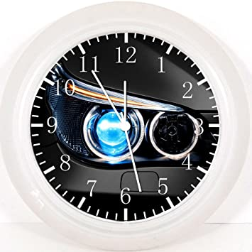 Bmw Horloge Murale 25 4 Cm Sera Joli Cadeau Et De Chambre Decoration