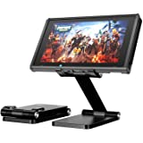 Newaner Adjustable Switch Stand, [2020 Upgraded] Playstand for Switch, Tablet Stand, Cell Phone Holder for Desk…