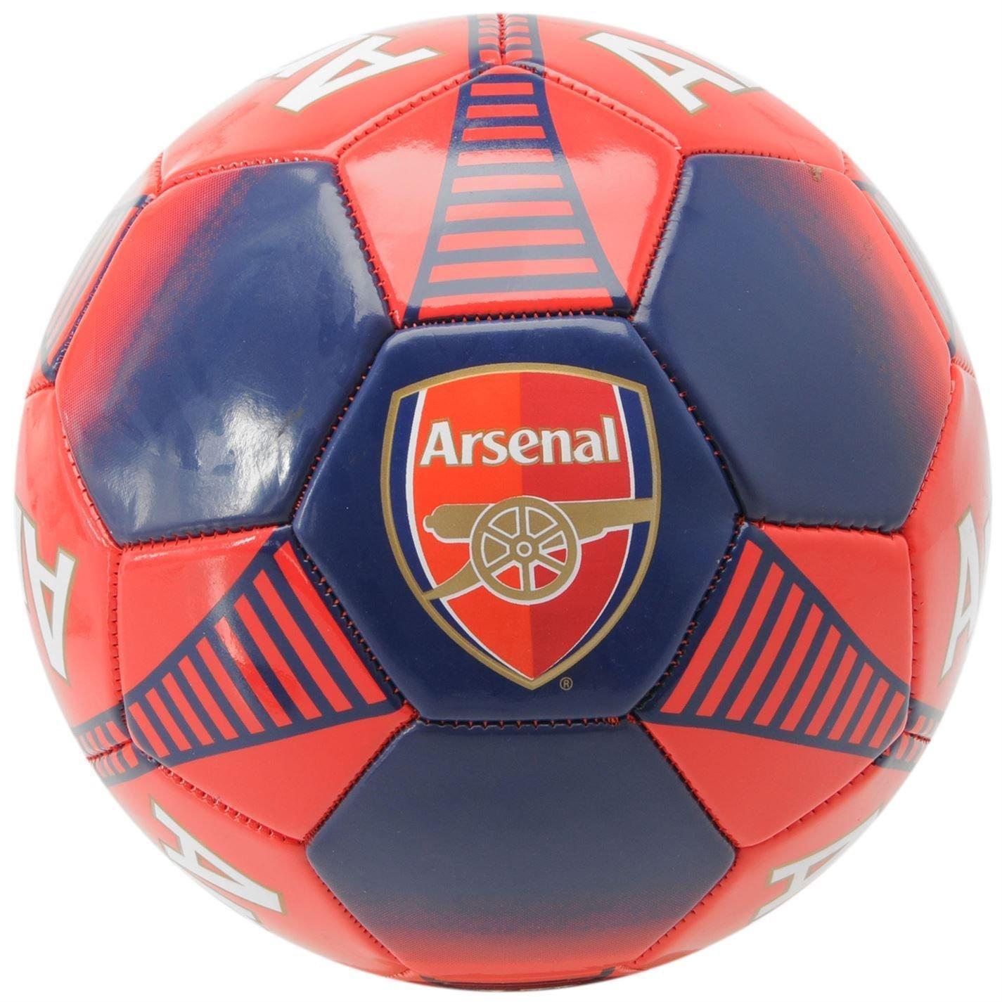 チームSynergy FootballアーセナルFC EPL Gunnersサッカーボールサイズ5 B010H6IROM
