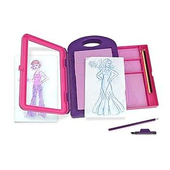 Melissa & Doug Fashion Design-Art Activity Kit
