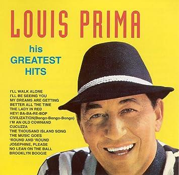 Amazon | His Greatest Hits | Prima, Louis | イージーリスニング | 音楽