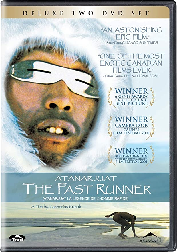 Atanarjuat: The Fast Runner Is one of the best Canadian movies of all time