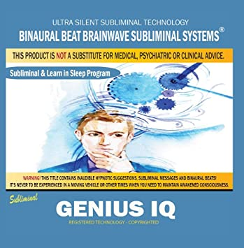 Binaural Beat Brainwave Subliminal Systems - Genius Iq