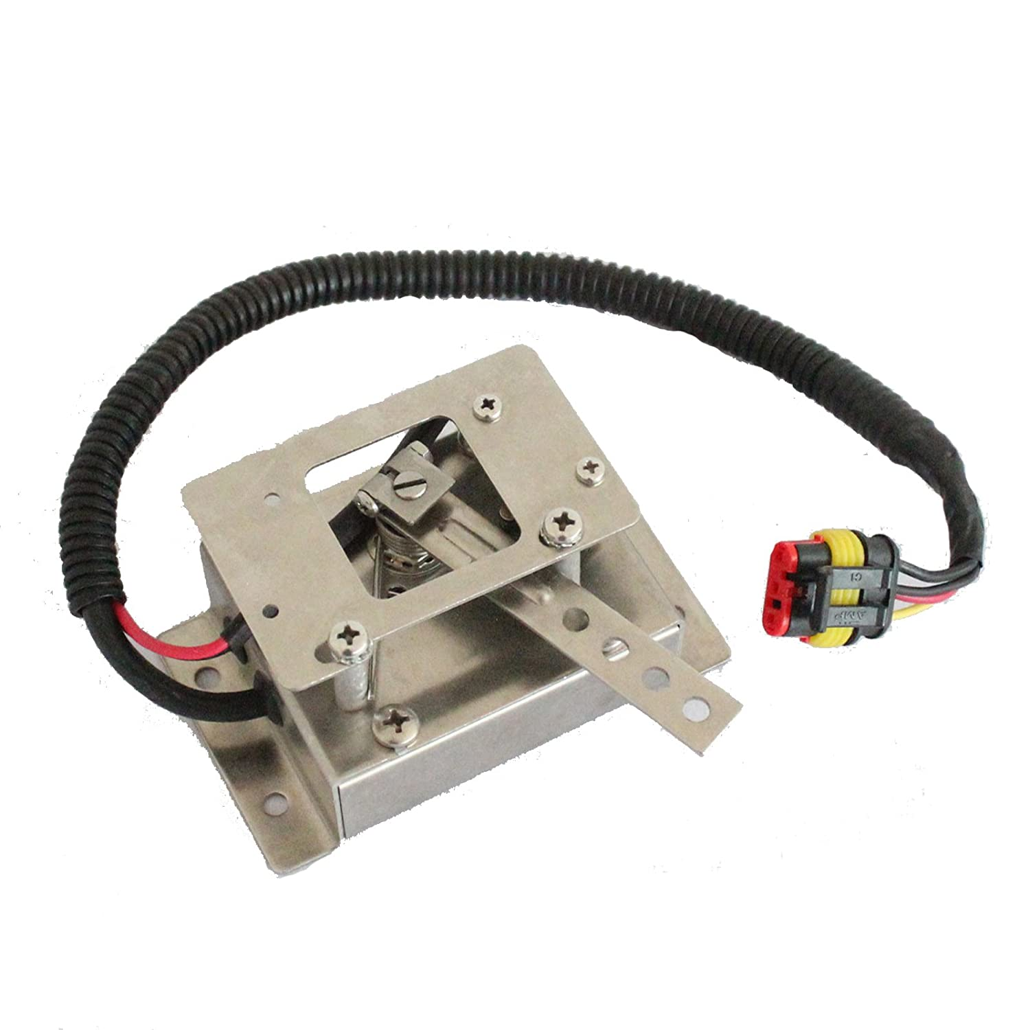 Holdwell Throttle Pb 6 Type 0 5k With Ms 3 Wires 8 2wire Wiring A Potentiometer For Curtis Automotive