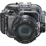 SONY MPK-URX100A Underwater Housing for RX100-series cameras, Clear(Japan imported)