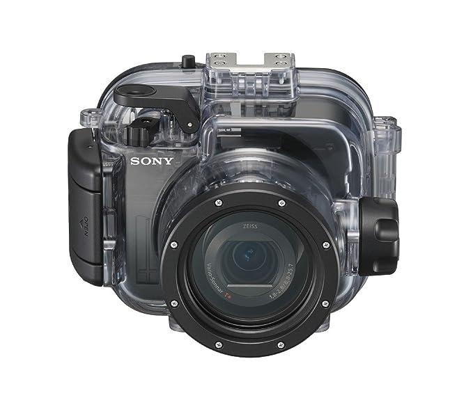 Sony MPKURX100A.SYH - Carcasa submarina (Sumergible hasta 40 m ...