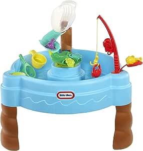 Little Tikes 637803 Fish 'N Splash Water Table,White