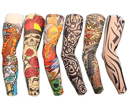 SuperMario mango Gemelos falso tatuaje brazo Tatoo mallas Dessins ...