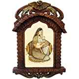 Shilpi Hand painted Jharokha / Designer Frame / Wooden Wall Hanging Product