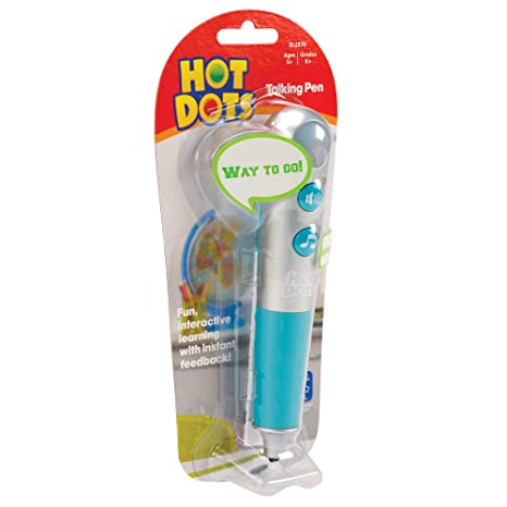 Amazon.com : Educational Insights Hot Dots Pen : Early Childhood ...