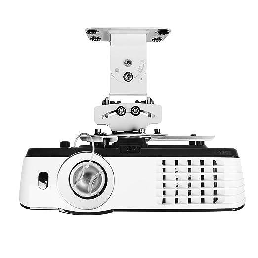 58 opinioni per Duronic PB05XB Supporto universale per proiettore staffa videoproiettore da