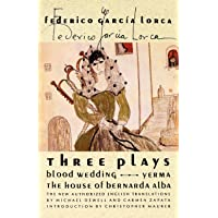 Three Plays: Blood Wedding; Yerma; The House of Bernarda Alba (FSG Classics)