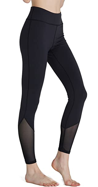 Amazon.com: SPECIALMAGIC leggings de malla para yoga a ...
