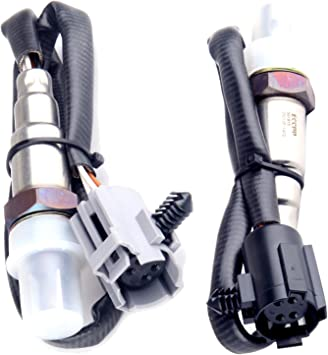 Up/&Downstream O2 Oxygen Sensors 234-4076 234-4078 For Jeep Cherokee Dodge Dakota