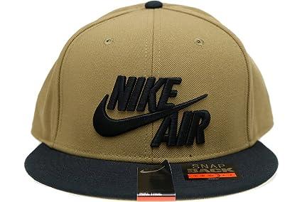 Nike Air True EOS - Gorra para Hombre, Color Dorado, Talla única