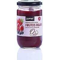 Mermeladas sin azúcar Extra Frutos Rojos Jumel. Mermelada