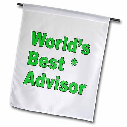 Amazon 60dRose EvaDane Quotes Worlds Best Advisor Green Gorgeous Worlds Best Quotes