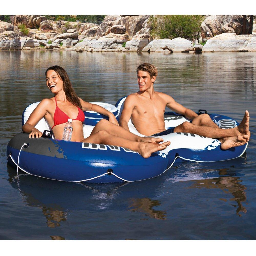 Intex River Run II Sport Lounge, Inflatable Water Float