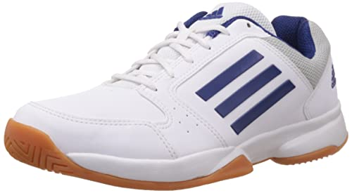 innovative design 22324 745f4 adidas Torus In White Indoor Shoes for Men Buy Online at Low Prices in  India - Amazon.in