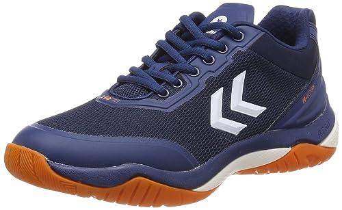 Hummel Dual Plate Skill, Zapatillas de Deporte Interior Unisex Adulto: Amazon.es: Zapatos y complementos