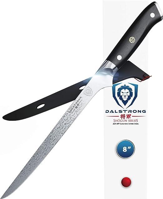 Amazon.com: DALSTRONG Cuchillo flexible para deshuesar ...