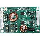 Prettyia 26-55 Inch LED TV Constant Current Driver Board Inverter Backlight Step Up Board, 19-45V Input, 55-170V Output with Adjustable Output Current