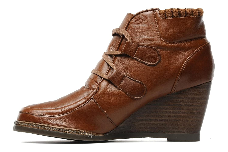 Karston KUAZDI Hermès (Cuir) - Bottines Femme - Taille 39  Amazon.fr   Chaussures et Sacs 3da68045a58