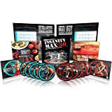 Qspeed Shaun T Insanity Max 30 Minutes Exercise Fitness 10 DVDs Discs Videos