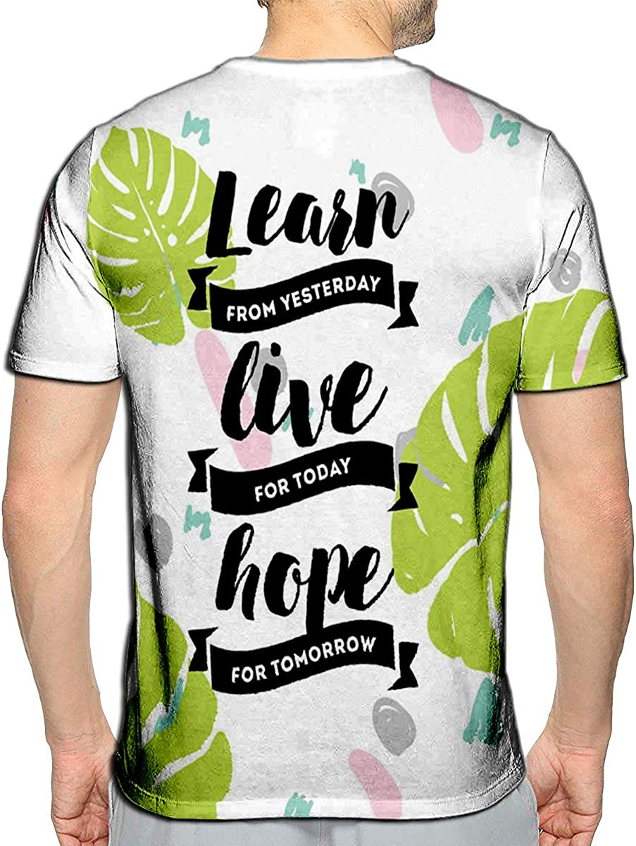 3D Printed T-Shirts We Complete Each Other Love Inspiration Short Sleeve Tops Te