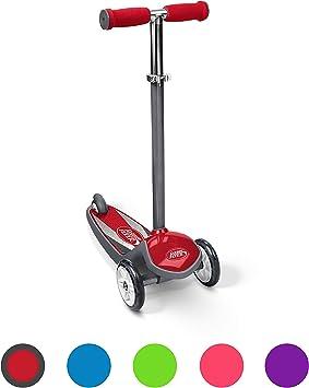 Amazon.com: Patineta de 3 ruedas, Radio Flyer Color FX EZ ...