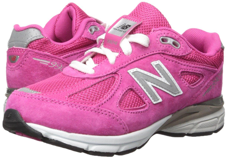 New Balance KJ990V4 Running Shoe , Pink/Pink, 1 M US Little Kid by New Balance (Image #6)