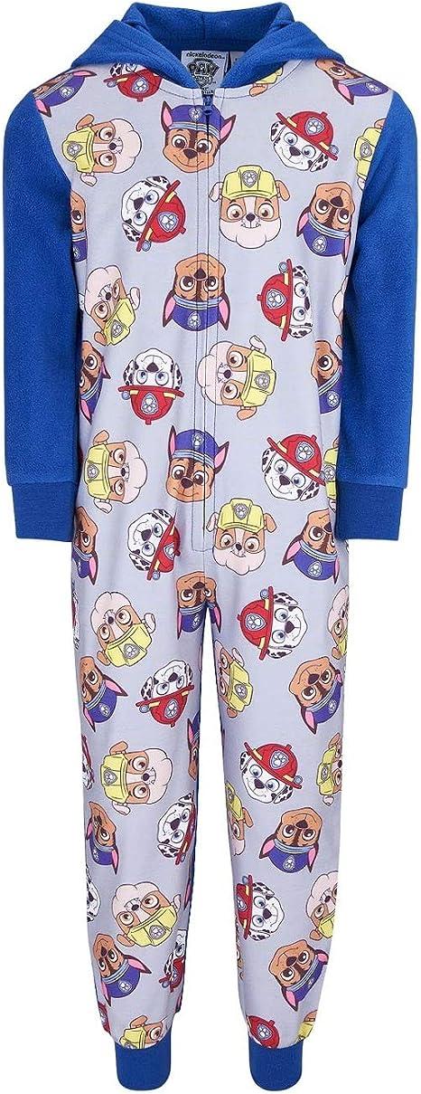 Pat Patrouille Pyjama Combinaison 3//4//5//6 Ans