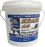 MOTOMCO Eraze Mouse and Rat AG Rodent Pellets, 5-Pound