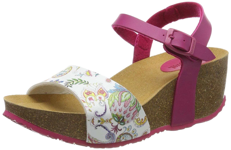 Desigual scarpe (Bio7_Galactic), Sandali con Cinturino alla Caviglia Donna