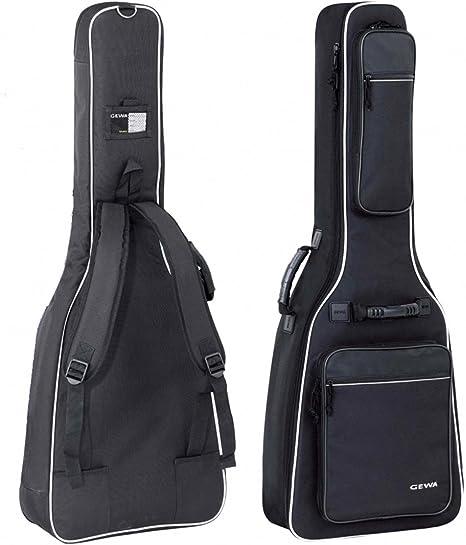 Gewa Funda para guitarra Premium 20 Line Acústica negro: Amazon.es ...