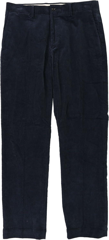 Ralph Lauren Polo Newport Classic Fit Stretch Corduroy Flat Front Pants