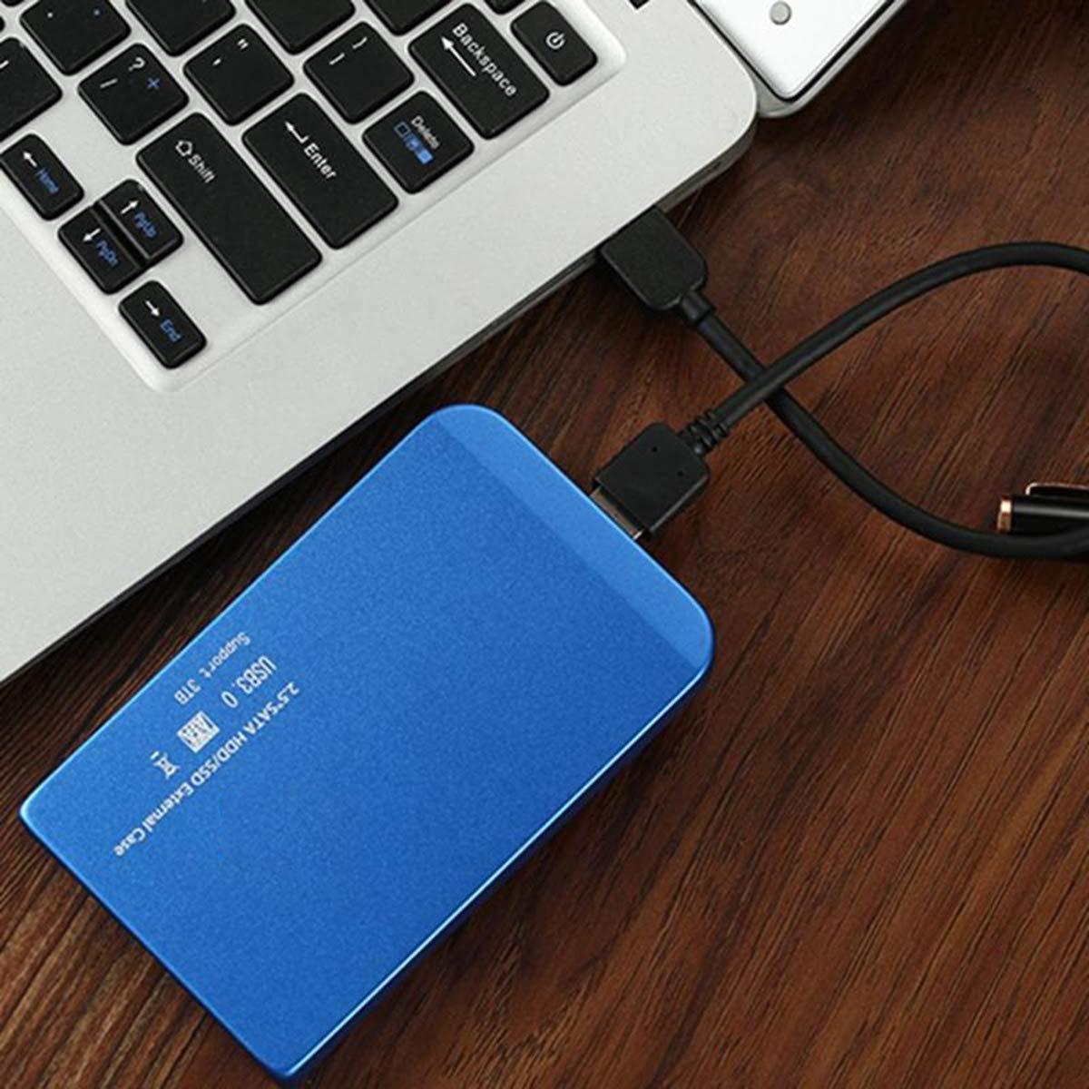 Portátil de 2 TB 1 TB 500 GB de 2,5 Pulgadas USB 3.0 Disco Duro ...