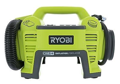 Ryobi P731 One+ 18v Dual Function Power Inflator
