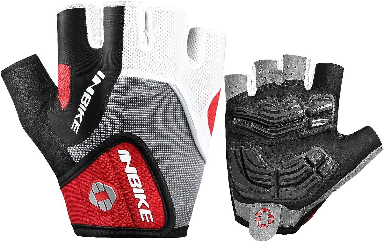 Pick Color Bike Bicycle Full Finger Glove Racing Anti-Slip Breathable Gloves