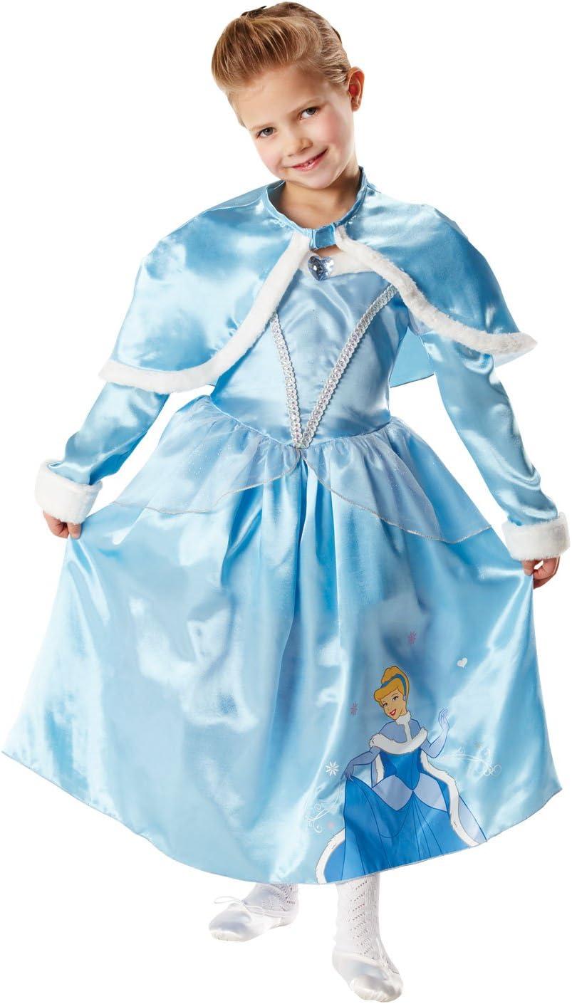 Disney - Disfraz de princesa Cenicienta, Invierno en Wonderland ...