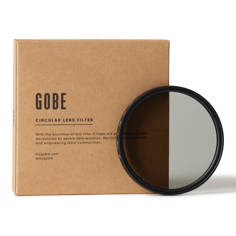 Gobe - Filtro para Objetivo de Polarizado Circular (CPL) 49 mm (2Peak)