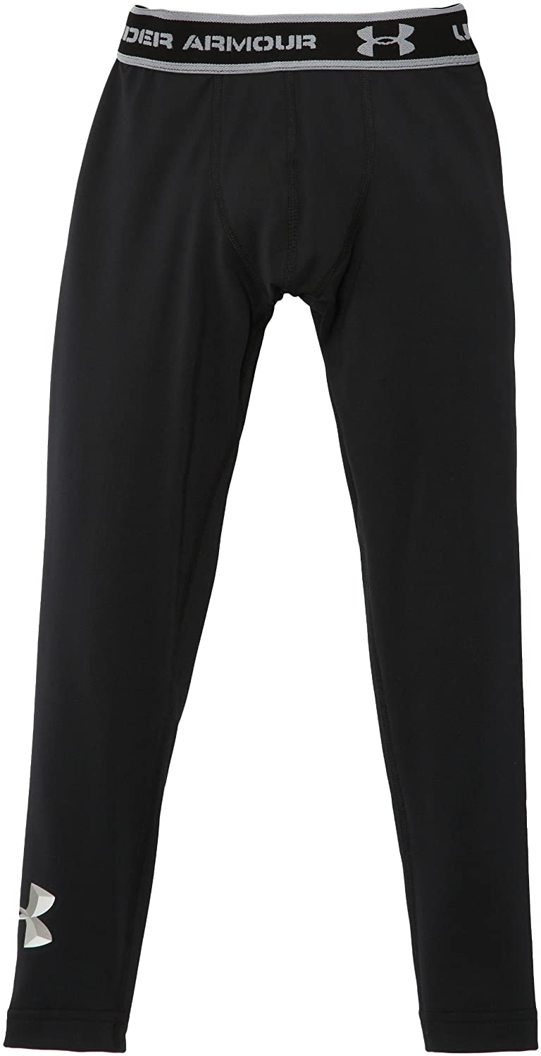 Under Armour Evo CG Fitted Compression Boys Leggings
