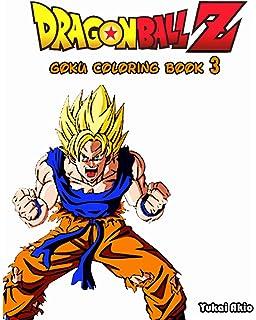 DragonBall Z GOKU Coloring Book Vol3