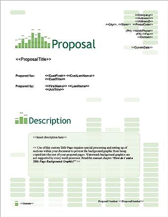 Amazon Proposal Pack Entertainment 6