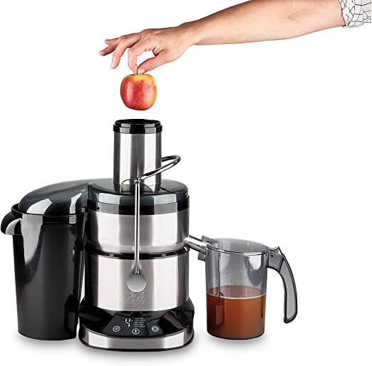 Solis Juice Master Digital 8449 - Licuadora para frutas y verduras ...