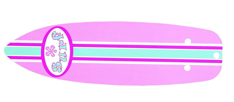 Hunter Fan Company 23991, Rosa/Azul Para tabla de surf juego de cuchillas, azul/rosa: Amazon.es: Iluminación