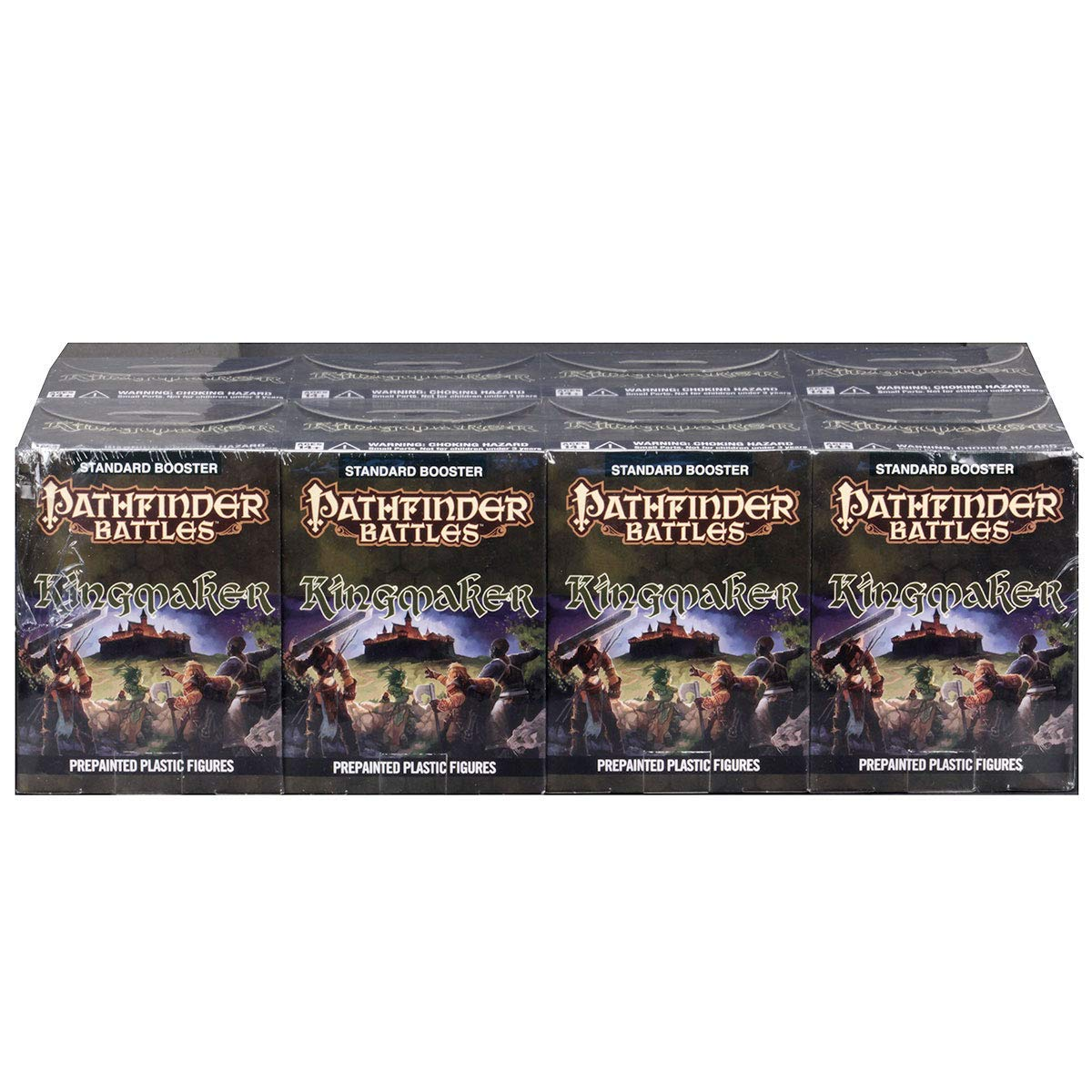 WizKids Pathfinder Battles: Kingmaker 8 Ct. Booster Brick Toy