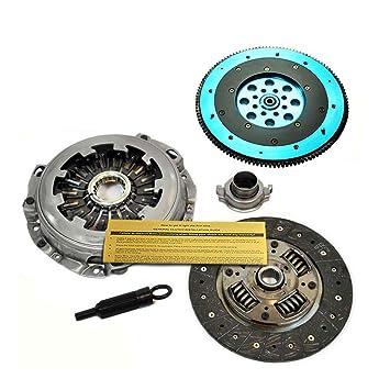 exedy Kit de embrague + aluminio Volante Compatible con Subaru Wrx baja Forester XT legado Turbo